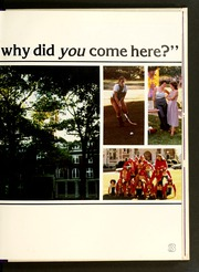 Page 7, 1980 Edition, Agnes Scott College - Silhouette Yearbook (Decatur, GA) online yearbook collection