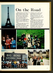 Page 7, 1981 Edition, Agnes Scott College - Silhouette Yearbook (Decatur, GA) online yearbook collection