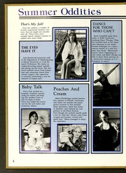Page 8, 1981 Edition, Agnes Scott College - Silhouette Yearbook (Decatur, GA) online yearbook collection