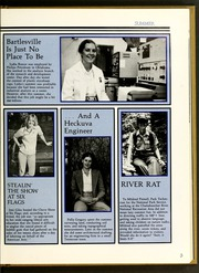 Page 9, 1981 Edition, Agnes Scott College - Silhouette Yearbook (Decatur, GA) online yearbook collection