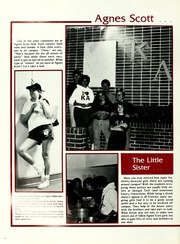 Page 12, 1983 Edition, Agnes Scott College - Silhouette Yearbook (Decatur, GA) online yearbook collection