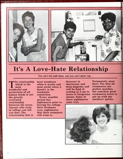 Page 14, 1986 Edition, Agnes Scott College - Silhouette Yearbook (Decatur, GA) online yearbook collection