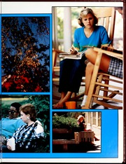 Page 17, 1986 Edition, Agnes Scott College - Silhouette Yearbook (Decatur, GA) online yearbook collection