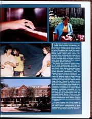 Page 9, 1986 Edition, Agnes Scott College - Silhouette Yearbook (Decatur, GA) online yearbook collection