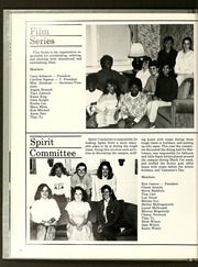 Page 92, 1988 Edition, Agnes Scott College - Silhouette Yearbook (Decatur, GA) online yearbook collection