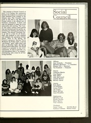 Page 93, 1988 Edition, Agnes Scott College - Silhouette Yearbook (Decatur, GA) online yearbook collection