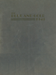 Page 1, 1941 Edition, Pryor High School - Blue and Gold Yearbook (Pryor, OK) online yearbook collection