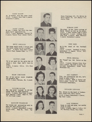 Page 11, 1941 Edition, Pryor High School - Blue and Gold Yearbook (Pryor, OK) online yearbook collection