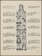 Page 13, 1941 Edition, Pryor High School - Blue and Gold Yearbook (Pryor, OK) online yearbook collection