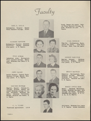 Page 8, 1941 Edition, Pryor High School - Blue and Gold Yearbook (Pryor, OK) online yearbook collection