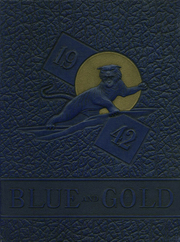 1942 Edition, Pryor High School - Blue and Gold Yearbook (Pryor, OK)
