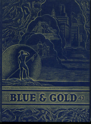 1943 Edition, Pryor High School - Blue and Gold Yearbook (Pryor, OK)