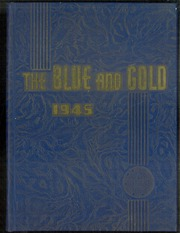 1945 Edition, Pryor High School - Blue and Gold Yearbook (Pryor, OK)