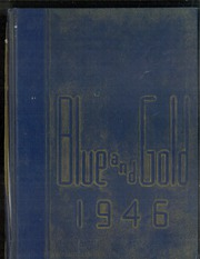 1946 Edition, Pryor High School - Blue and Gold Yearbook (Pryor, OK)