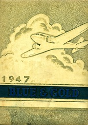 1947 Edition, Pryor High School - Blue and Gold Yearbook (Pryor, OK)