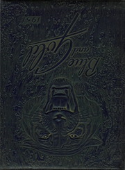 1951 Edition, Pryor High School - Blue and Gold Yearbook (Pryor, OK)