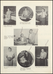 Page 14, 1954 Edition, Pryor High School - Blue and Gold Yearbook (Pryor, OK) online yearbook collection