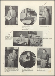 Page 15, 1954 Edition, Pryor High School - Blue and Gold Yearbook (Pryor, OK) online yearbook collection
