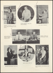 Page 16, 1954 Edition, Pryor High School - Blue and Gold Yearbook (Pryor, OK) online yearbook collection