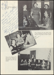 Page 9, 1954 Edition, Pryor High School - Blue and Gold Yearbook (Pryor, OK) online yearbook collection