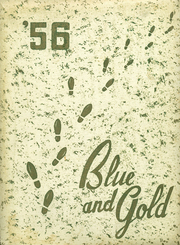 1956 Edition, Pryor High School - Blue and Gold Yearbook (Pryor, OK)
