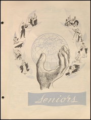 Page 13, 1948 Edition, Mulhall Orlando High School - Panther Yearbook (Orlando, OK) online yearbook collection