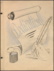 Page 3, 1948 Edition, Mulhall Orlando High School - Panther Yearbook (Orlando, OK) online yearbook collection