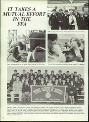 Page 14, 1980 Edition, Mulhall Orlando High School - Panther Yearbook (Orlando, OK) online yearbook collection