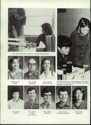 Page 8, 1980 Edition, Mulhall Orlando High School - Panther Yearbook (Orlando, OK) online yearbook collection