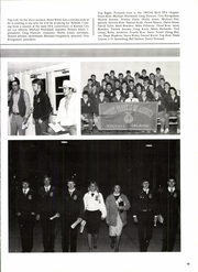 Page 23, 1984 Edition, Mulhall Orlando High School - Panther Yearbook (Orlando, OK) online yearbook collection
