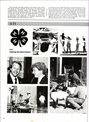 Page 26, 1984 Edition, Mulhall Orlando High School - Panther Yearbook (Orlando, OK) online yearbook collection