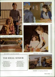 Page 15, 1985 Edition, Mulhall Orlando High School - Panther Yearbook (Orlando, OK) online yearbook collection