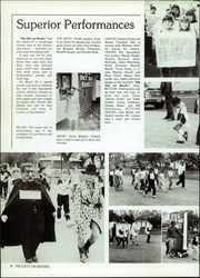 Page 10, 1986 Edition, Mulhall Orlando High School - Panther Yearbook (Orlando, OK) online yearbook collection