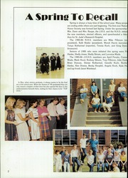 Page 4, 1986 Edition, Mulhall Orlando High School - Panther Yearbook (Orlando, OK) online yearbook collection