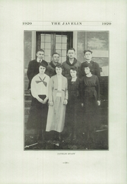 Page 14, 1920 Edition, Yukon High School - Miller Yearbook (Yukon, OK) online yearbook collection