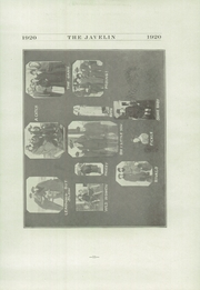 Page 15, 1920 Edition, Yukon High School - Miller Yearbook (Yukon, OK) online yearbook collection