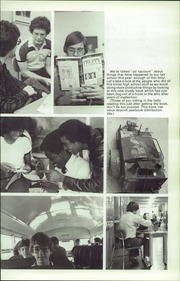 Page 13, 1981 Edition, Booker T Washington High School - Hornet Yearbook (Tulsa, OK) online yearbook collection
