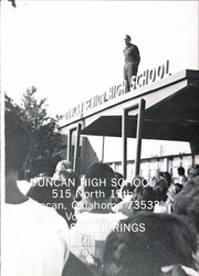 Page 5, 1988 Edition, Duncan High School - Smoke Rings Yearbook (Duncan, OK) online yearbook collection