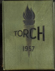 1957 Edition, Edison High School - Torch Yearbook (Tulsa, OK)