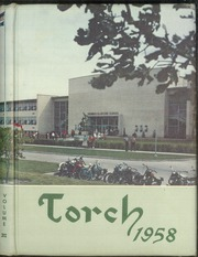 1958 Edition, Edison High School - Torch Yearbook (Tulsa, OK)