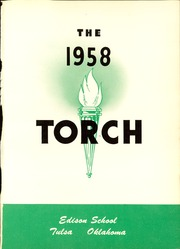 Page 11, 1958 Edition, Edison High School - Torch Yearbook (Tulsa, OK) online yearbook collection