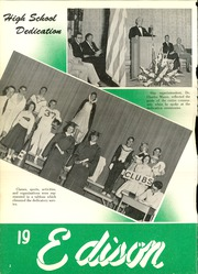 Page 12, 1958 Edition, Edison High School - Torch Yearbook (Tulsa, OK) online yearbook collection