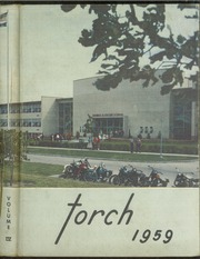 1959 Edition, Edison High School - Torch Yearbook (Tulsa, OK)