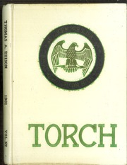 1961 Edition, Edison High School - Torch Yearbook (Tulsa, OK)