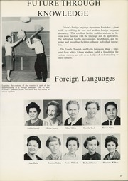 Page 23, 1962 Edition, Edison High School - Torch Yearbook (Tulsa, OK) online yearbook collection