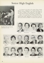 Page 24, 1962 Edition, Edison High School - Torch Yearbook (Tulsa, OK) online yearbook collection