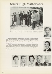 Page 28, 1962 Edition, Edison High School - Torch Yearbook (Tulsa, OK) online yearbook collection