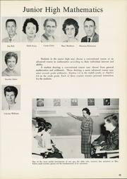 Page 29, 1962 Edition, Edison High School - Torch Yearbook (Tulsa, OK) online yearbook collection