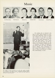 Page 30, 1962 Edition, Edison High School - Torch Yearbook (Tulsa, OK) online yearbook collection