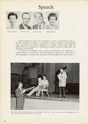 Page 32, 1962 Edition, Edison High School - Torch Yearbook (Tulsa, OK) online yearbook collection